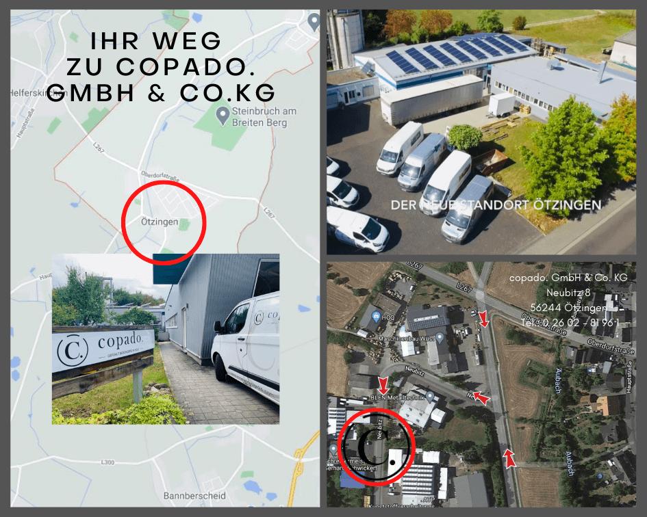 Ihr Weg zu copado. GmbH & Co. KG